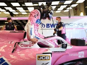 Ante la baja de Checo Pérez, Racing Point busca puntuar / foto cortesía