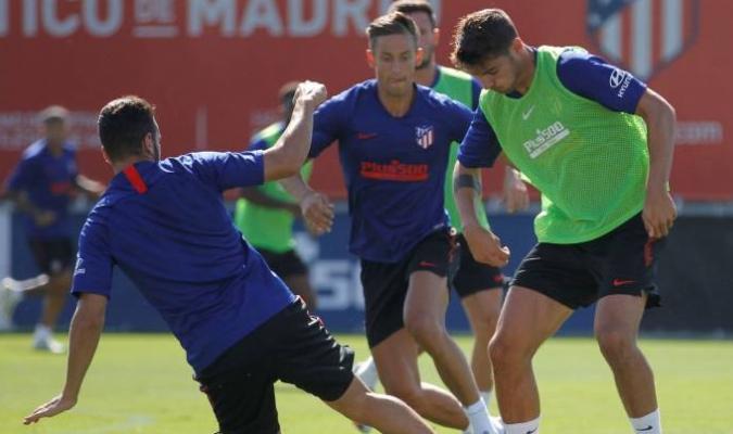 El equipo madrileño se enfrentará al Leipzig/ Foto Cortesía