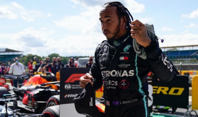Hamilton se impuso ante Bottas/ Foto Cortesía