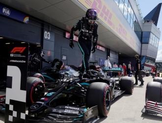 Hamilton confía plenamente en la calidad del coche/ Foto Cortesía
