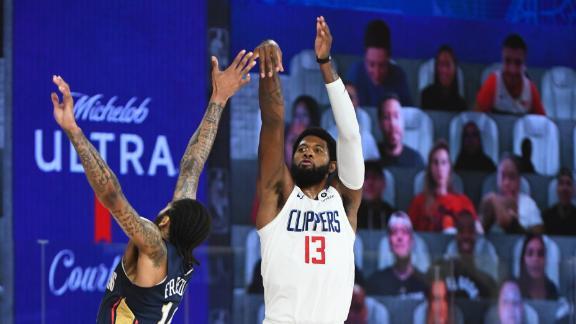 Los Clippers lanzaron una andanada de triples que impuso un récord del equipo /Foto cortesía