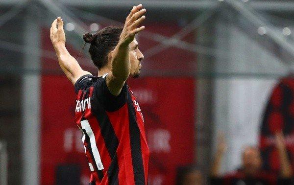Zlatan registró su gol número 16 de la campaña /Foto cortesía
