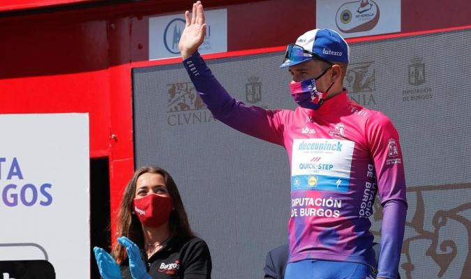 Evenepoel lidera a su equipo para la Vuelta a Polonia / foto cortesía