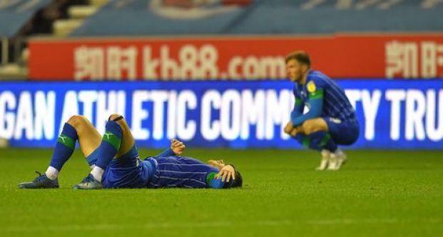 Wigan Athletic finalmente desciende a la League One /Foto cortesía