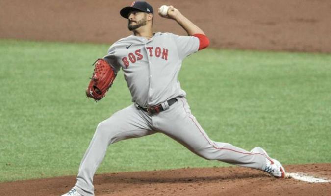 El zurdo devolvió a Boston a la senda del éxito | MLB.COM