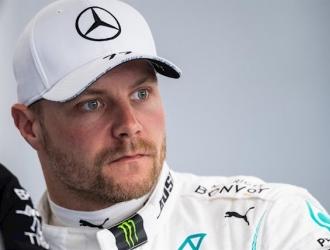 Bottas se encuentra segundo en el campeonato de pilotos / AFP