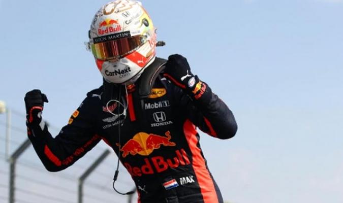 Está en el segundo lugar del liderato de conductores | ARCHIVO