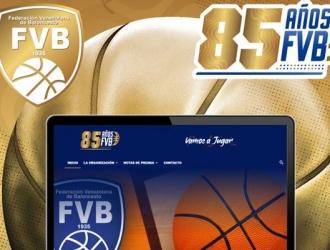 Nuevo sitio para los amantes del baloncesto venezolano ||  @FVBbasketball