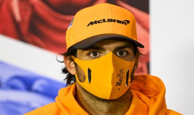 Sainz espera cambiar las cosas en el GP de España/ Foto Cortesía