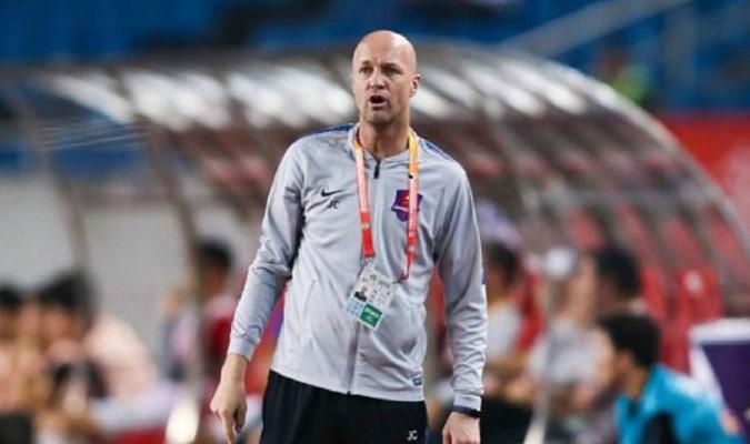 El hijo de la leyenda Johan Cruyff dirigirán en la superliga china / foto cortesía