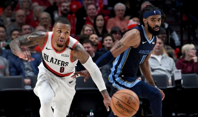 Blazers y Grizzlies lucharan por un boleto a los playoffs / foto cortesía