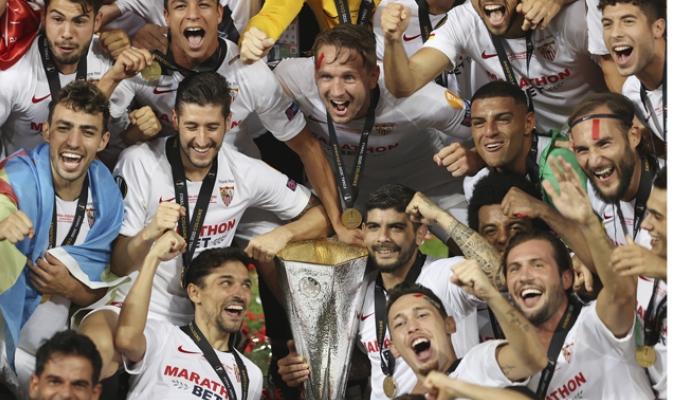 El Sevilla se volvió a consagrar | AP