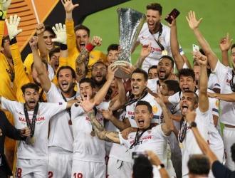 El Sevilla conquistó su sexto título