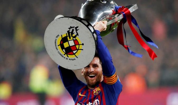 Lionel Messi ha pasado muchos años en el club catalán, por lo que ha vivido grandes momentos/ Fotos Cortesía