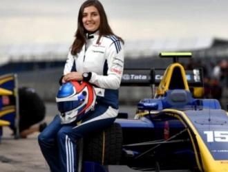 La colombiana debutará en la Super Fórmula / foto cortesía