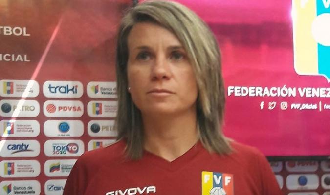 No se irá sin concluir   FOTOGRAFÍAS: Prensa Federación Venezolana de Fútbol (@FVF_Oficial