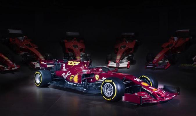 La escudería italiana este fin de semana 5 y 6 de septiembre de 2020 correrá su Gran Premio 1.000, en Toscana