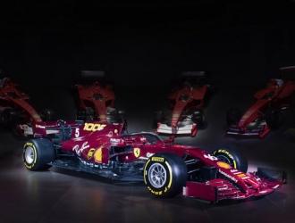 Así lucirá el Ferrari en su GP 1000| Imagen Oficial @ScuderiaFerrari
