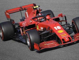 Leclerc tiene tres carreras sin sumar puntos| AP