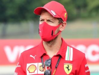 Sebastian Vettel ya tiene destino la próxima campaña/Foto cortesía