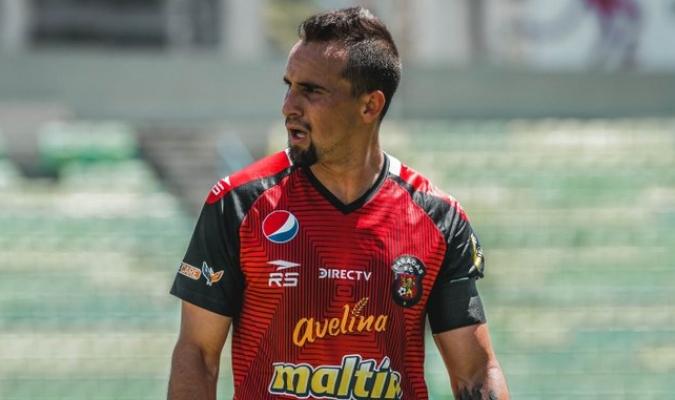 Robert Henández/Caracas FC