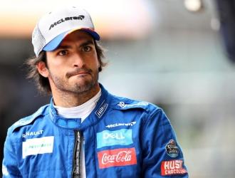 Carlos Sainz piloto de McLaren/Foto cortesía