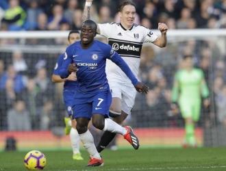 El mediocampista es fundamental en el Chelsea| AP