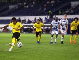 Bellingham anotó su primer gol con 17 años /Foto cortesía