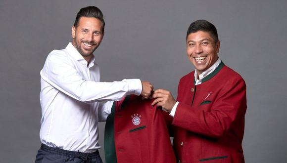 Se une a la lista de leyendas del club que forman parte de la junta /Foto cortesía