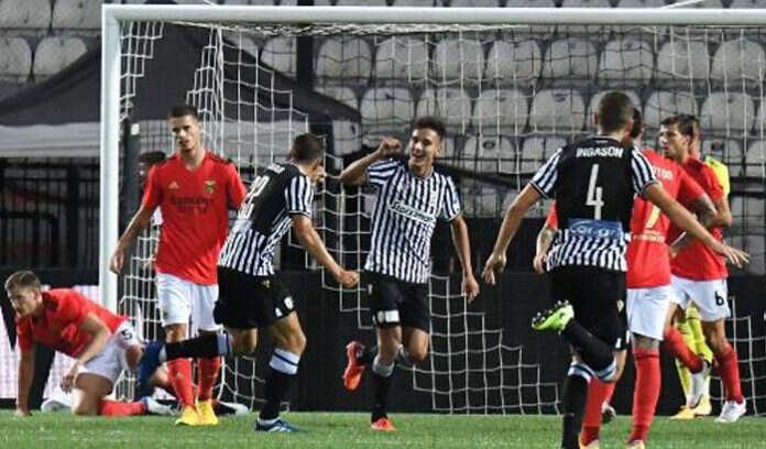 Benfica irá a la Europa League /Foto cortesía