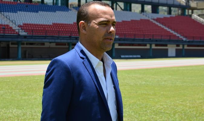 El yaracuyano jugó en Colombia, pero no ha dirigido  Prensa Vinotinto (@SeleVinotinto)