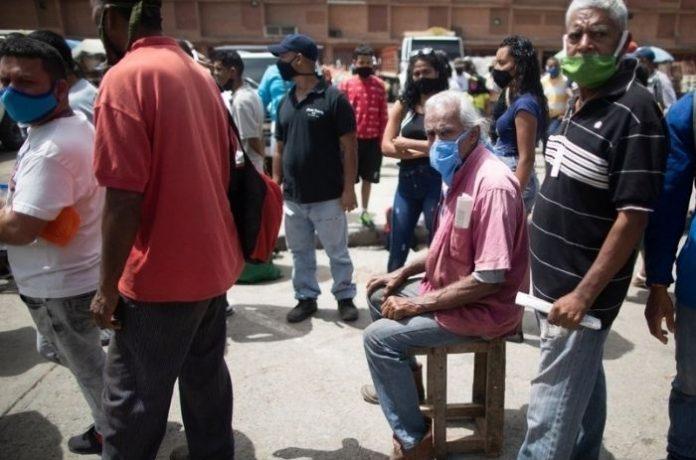 Venezuela suma en total 62.655 casos de COVID19 /Foto cortesía