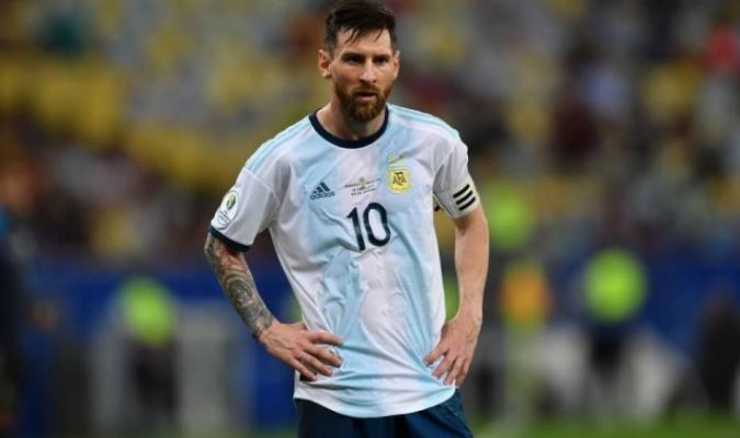 Messi tendrá que decidir con quien arrancar la temporada / foto cortesía