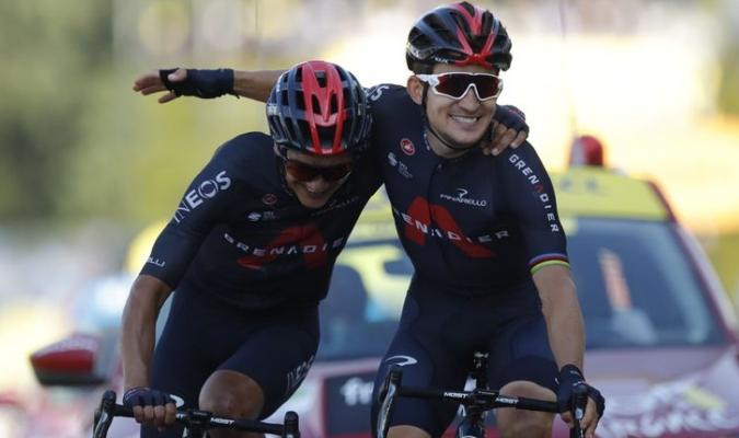 El polaco y ecuatoriano hicieron un gran trabajo/ Foto Cortesía