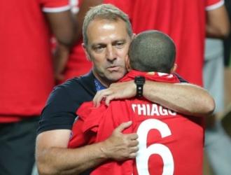 Thiago se unirá al Liverpool esta temporada /Foto cortesía