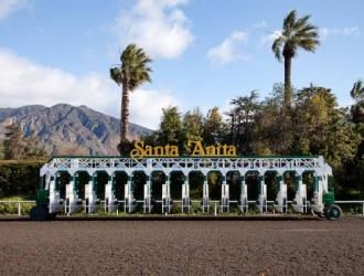 Santa Anita tiene fecha de regreso para el viernes 25 de septiembre