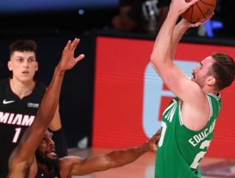 Gordon Hayward aportó en su regreso al tabloncillo | NBA.ES