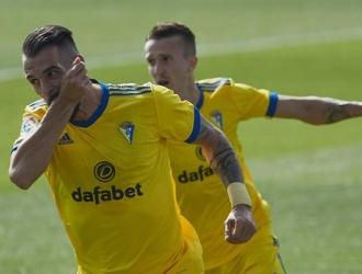 Negredo marcó su primer gol en su regreso a la Liga española/ Foto Cortesía