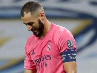 Benzema llegó a 350 partidos con el Madrid / Foto Cortesía