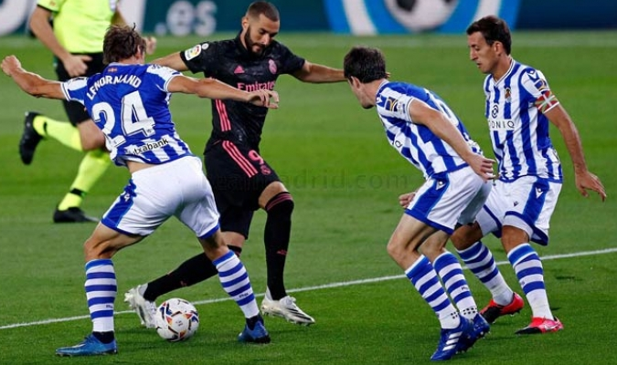 Benzema arribó a 350 juegos con el Madrid | https://www.realmadrid.com/