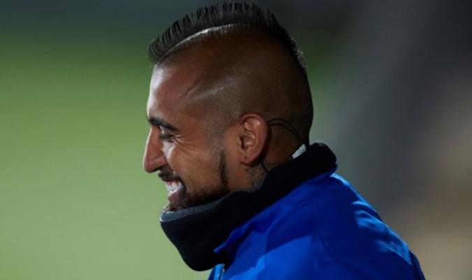 Vidal está ultimando los trámites previos a la firma de su contrato con el Inter/Foto cortesía