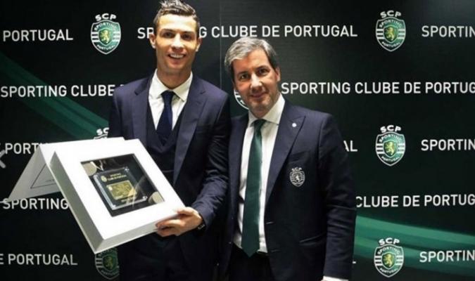 Cristiano Ronaldo tendrá una academia con su nombre 7 foto cortesía