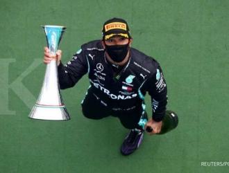 Hamilton tiene su primera prueba para igualar el record de Schumacher / foto cortesía