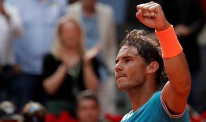 El español persigue los 20 títulos de Roger Federer en Grand Slam