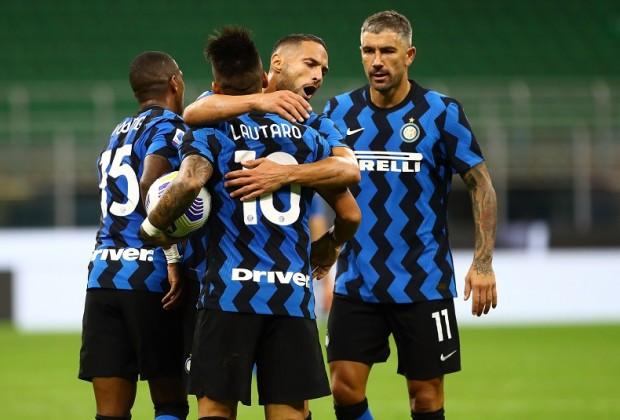 Lautaro y Lukaku lideran el ataque italiano