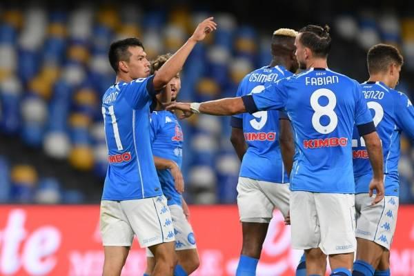 Lozano se marchó con un doblete /Foto cortesía