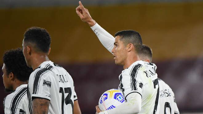 Ronaldo marcó 2, Veretout también lo hizo /Foto cortesía