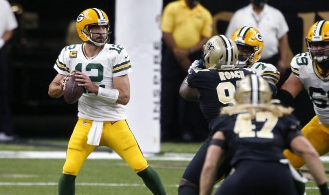 Packers mantienen el invicto / foto ocrtesía