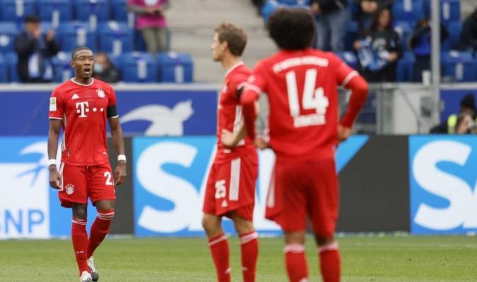 Bayern se prepara para la Supercopa alemana / foto cortesía