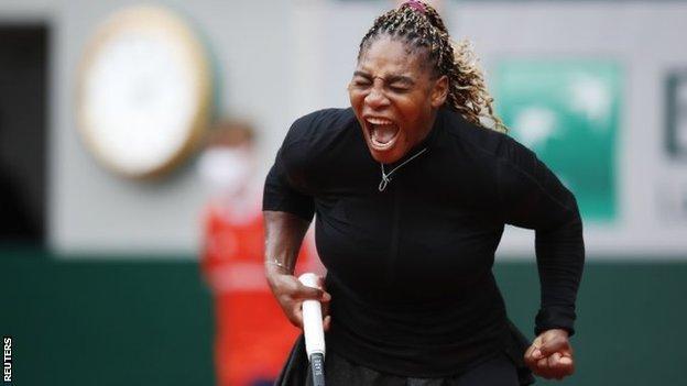 Williams derrotó a su compatriota Kristie Ahn /Foto cortesía